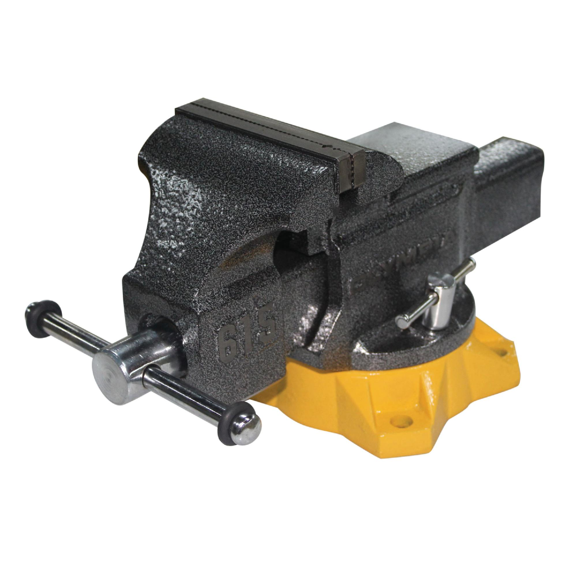 Olympia Tools 5inch Mechanic S Bench Vise