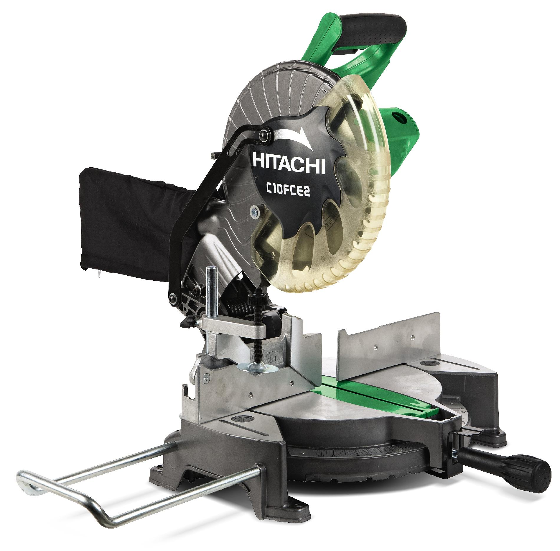 Hitachi 10 Compound Miter
