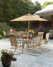 Jaclyn Smith Eastwood 3 Piece Bistro Set Limited