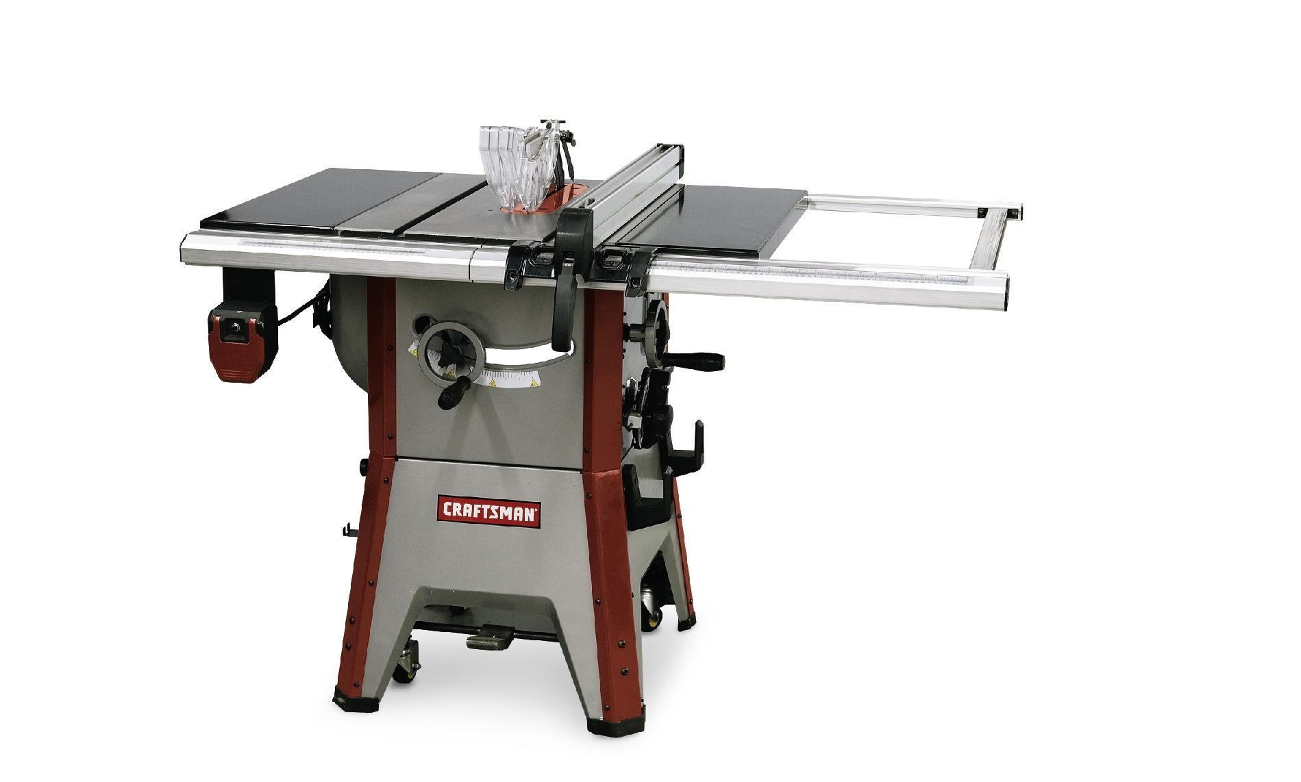 Belt Driven Table Saw Craftsman