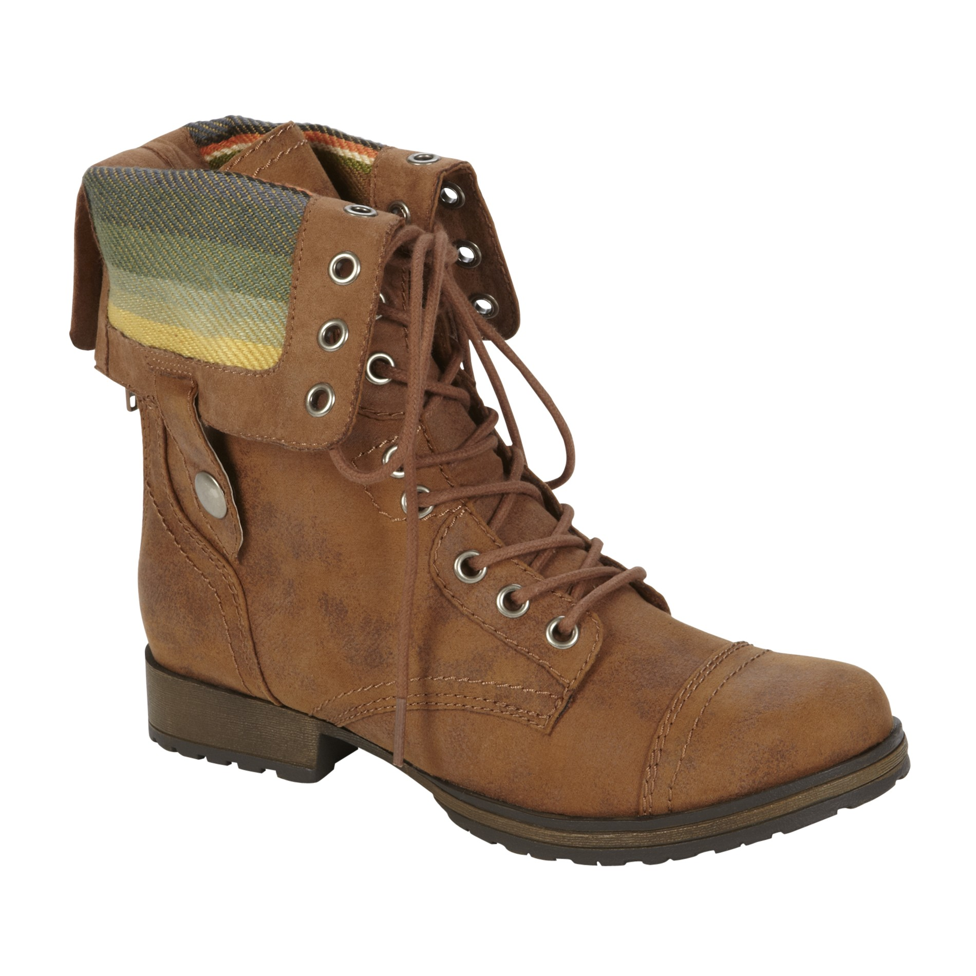 Bongo Lace Up Boots for Women