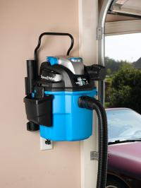 VacMaster Wall Mount Wet/Dry Vacuum