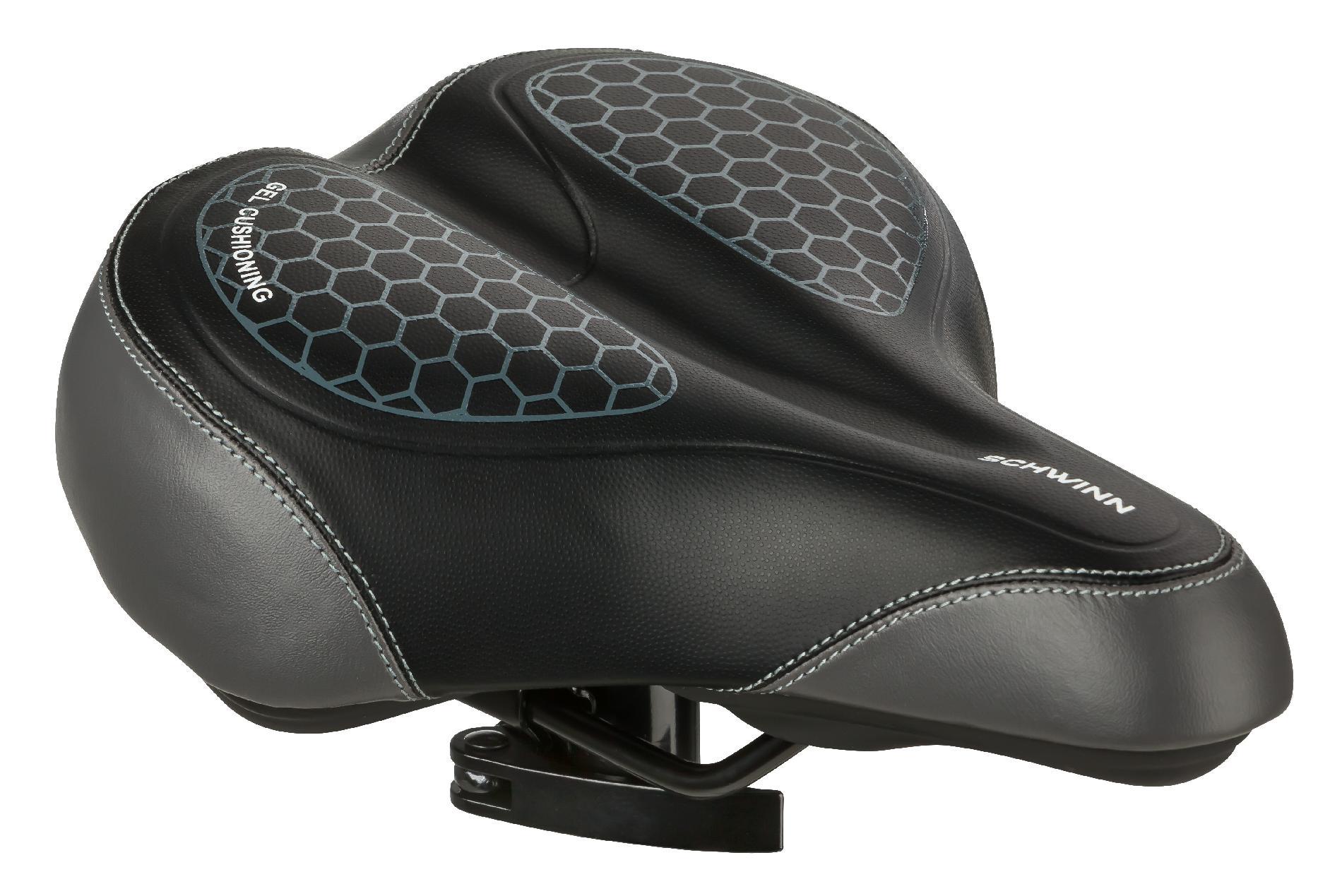 Schwinn Gel Saddle Bike Seat  Fitness  Sports  Wheeled