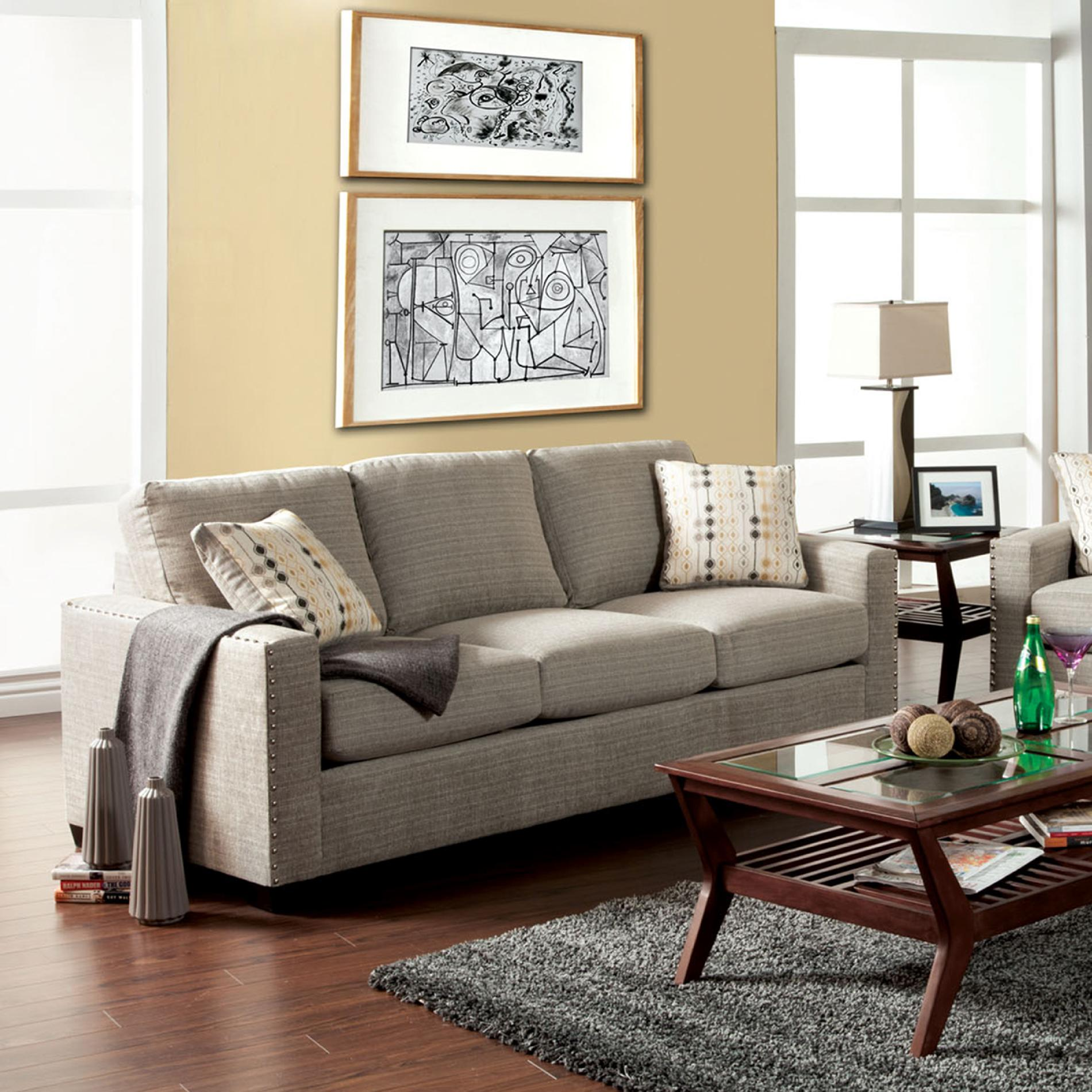 sofas and loveseats made in usa sofa set designs pictures kenya venetian worldwide wolver pewter w pillows