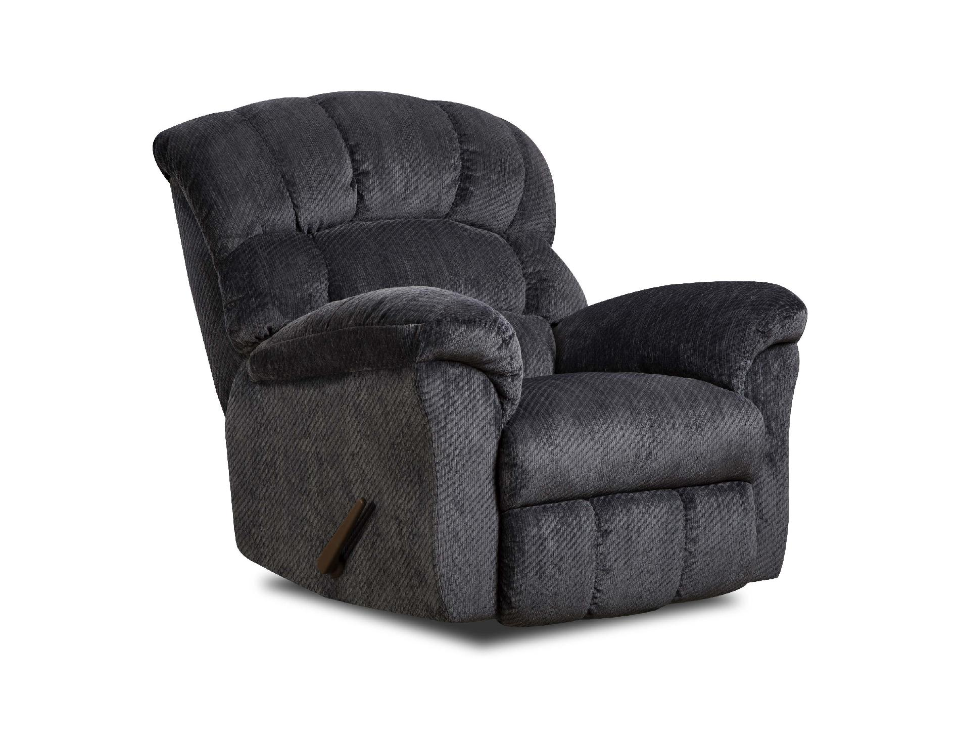 sears recliner chairs best outdoor lounge 2018 simmons upholstery 558 victor navy outlet