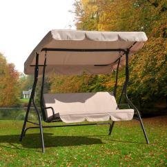 Swing Chair Local Blue Ridge Works Sunjoy Virginia 3 Seat Outdoor Living Patio