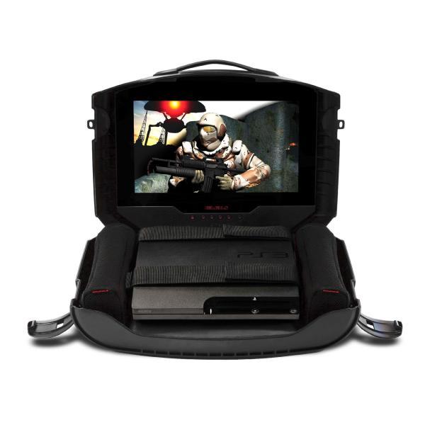 Upc 859840002008 - Gaems G155 Mobile Gaming Environment