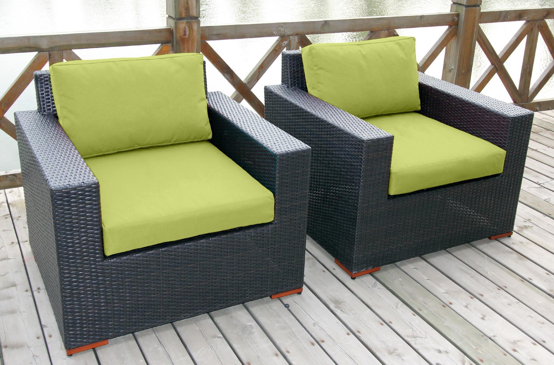 patio club chair balancing ball bellini home and gardens wildon deep seating chairs 2pk featuring sunbrella fabric