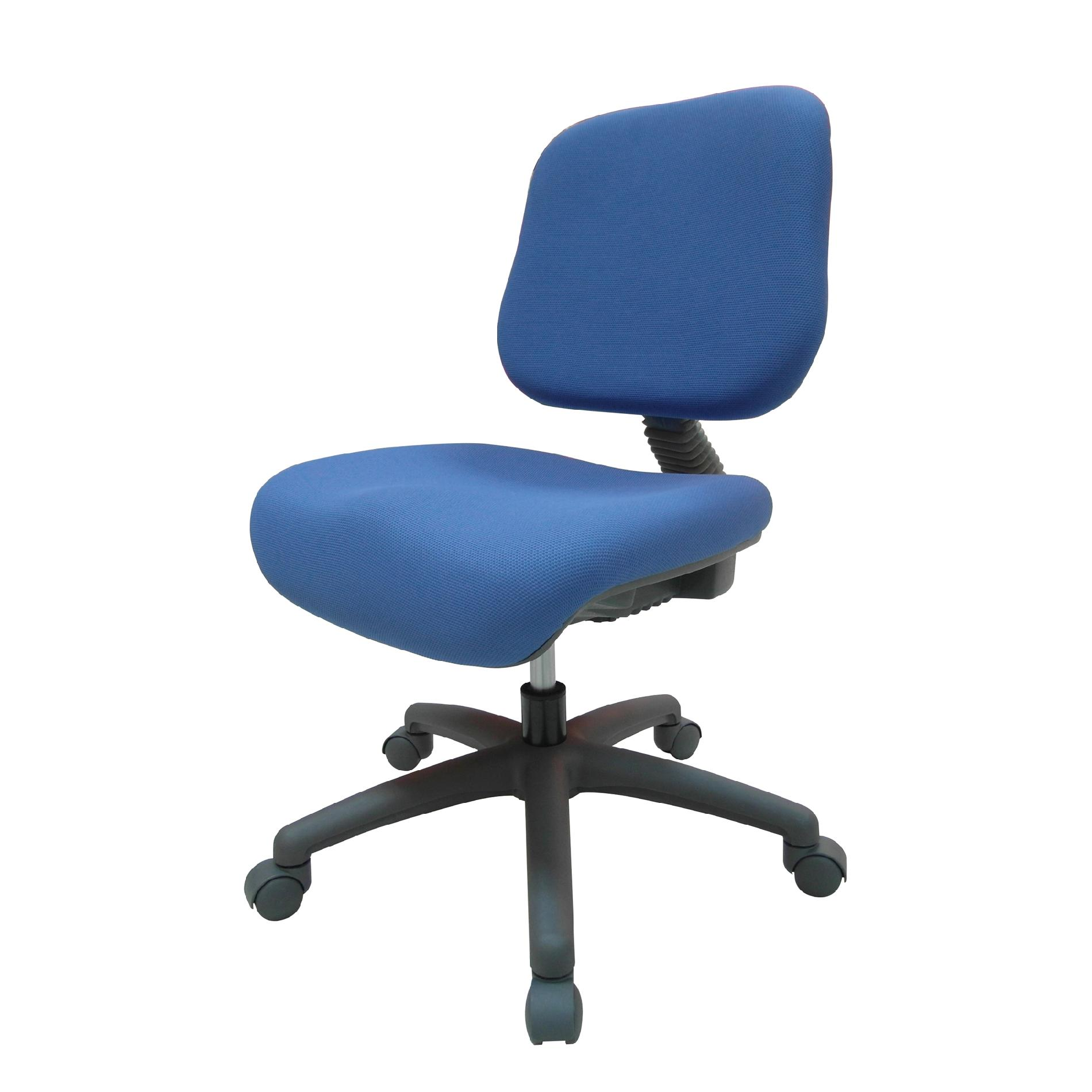 spinning top chair south africa outdoor patio blue youth comfortable adjustable with castors