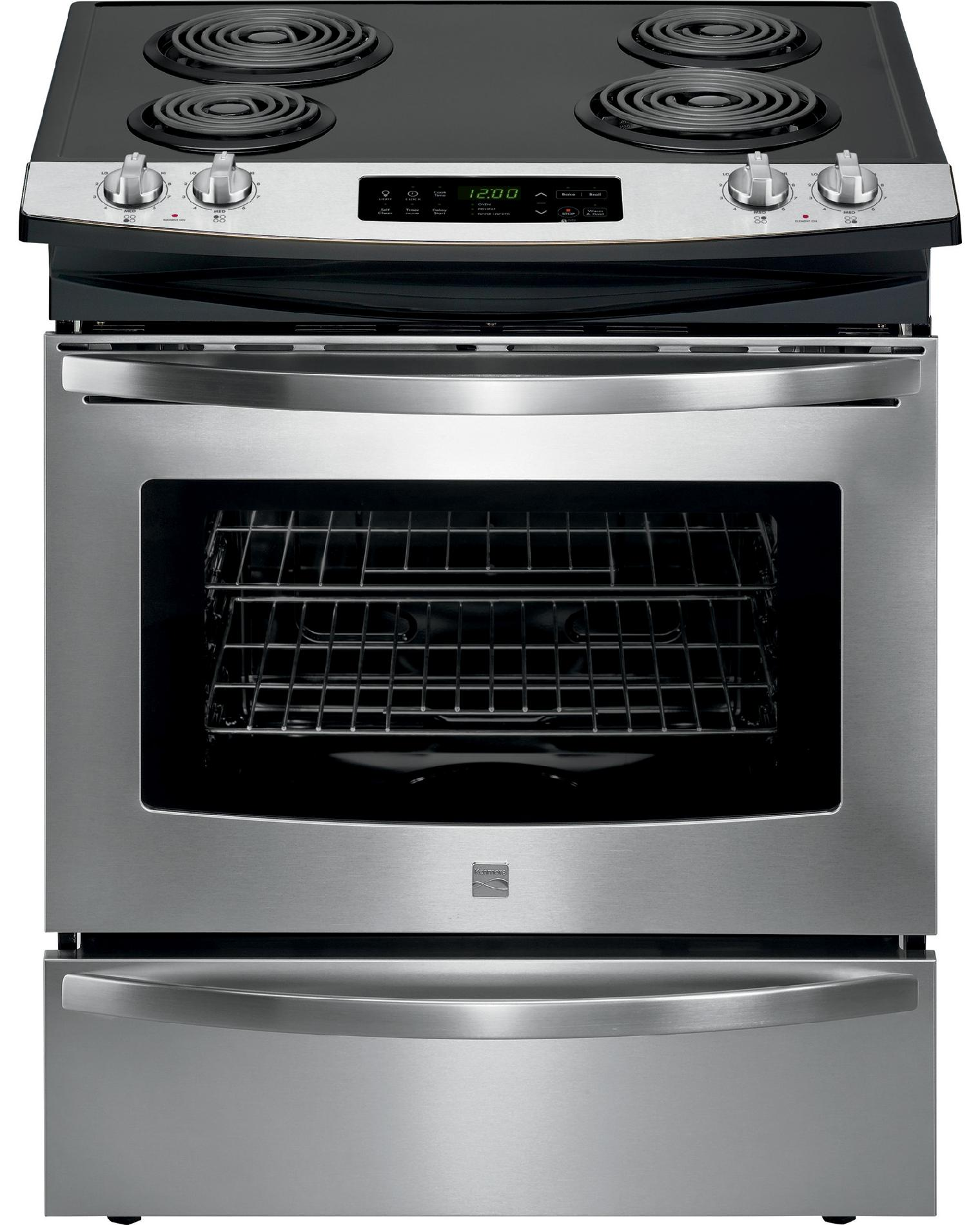Wiring Diagram For Kenmore Electric Range