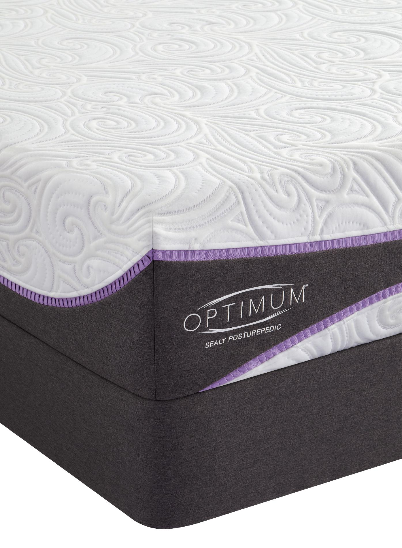 Sealy Optimum 20 By Sealy Posturepedic Elation Gold Ultra