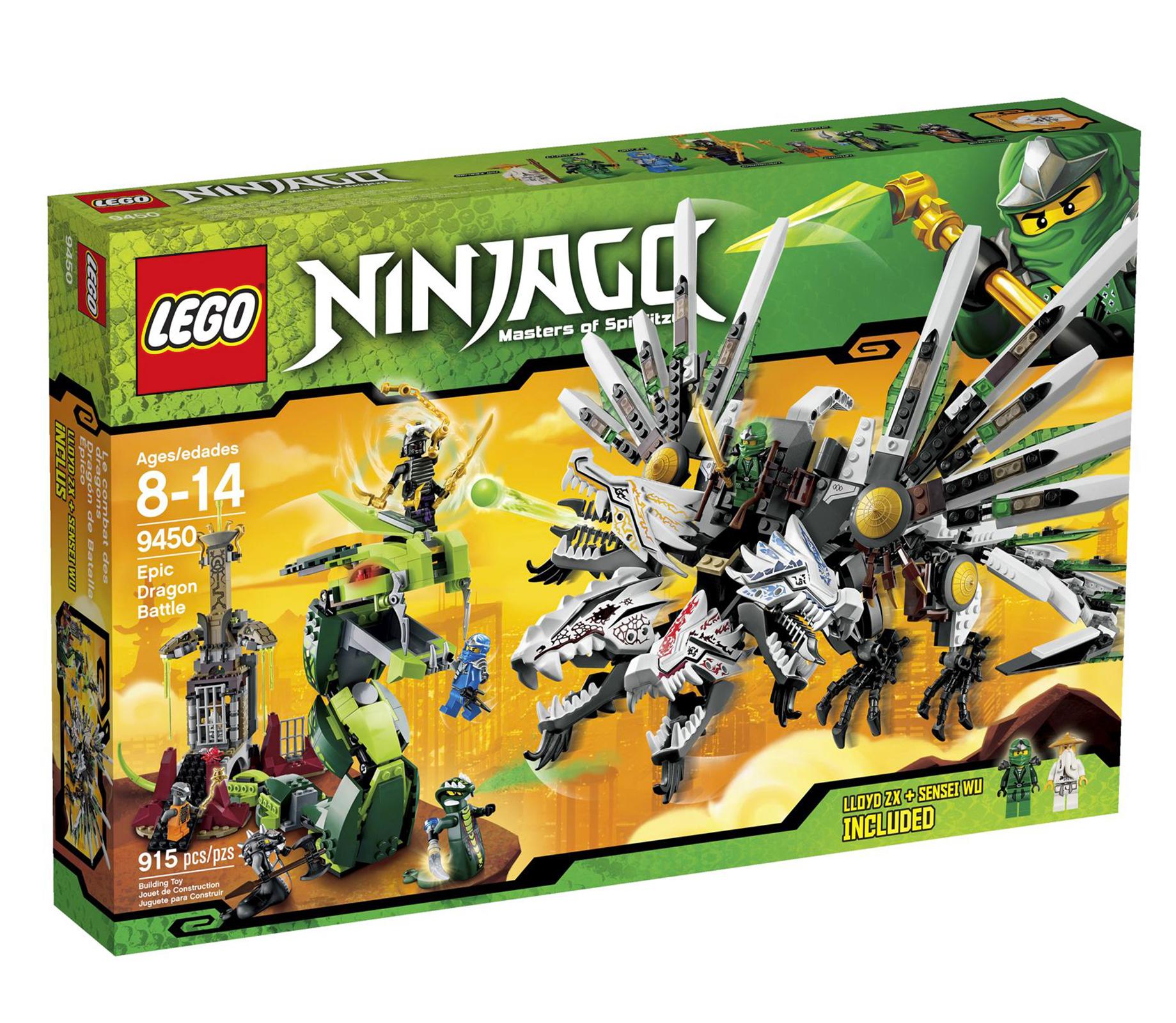 Ninja Drago Lego Set: Encourage Imaginative Play for Boys with Kmart