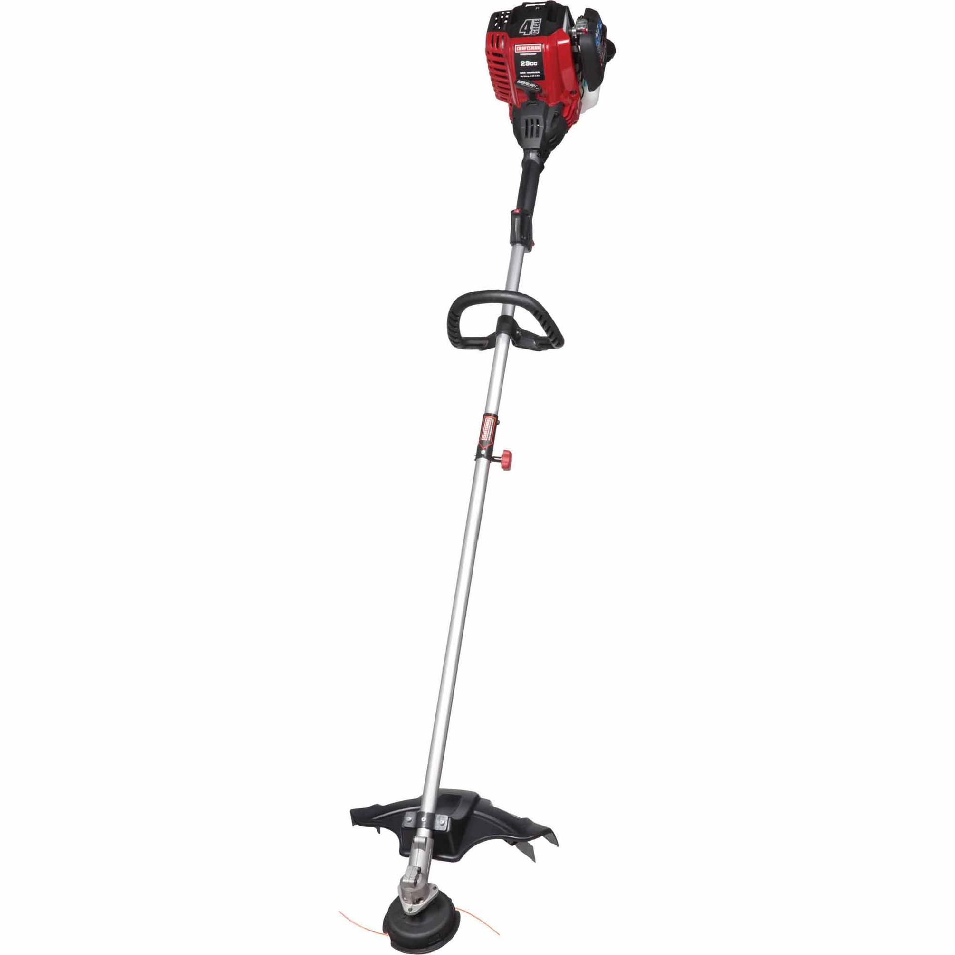 29cc 4cycle Straight Shaft Weedwacker Gas Trimmer
