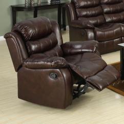 Dark Brown Leather Chair Joey Steel Venetian Worldwide Berkshire Like