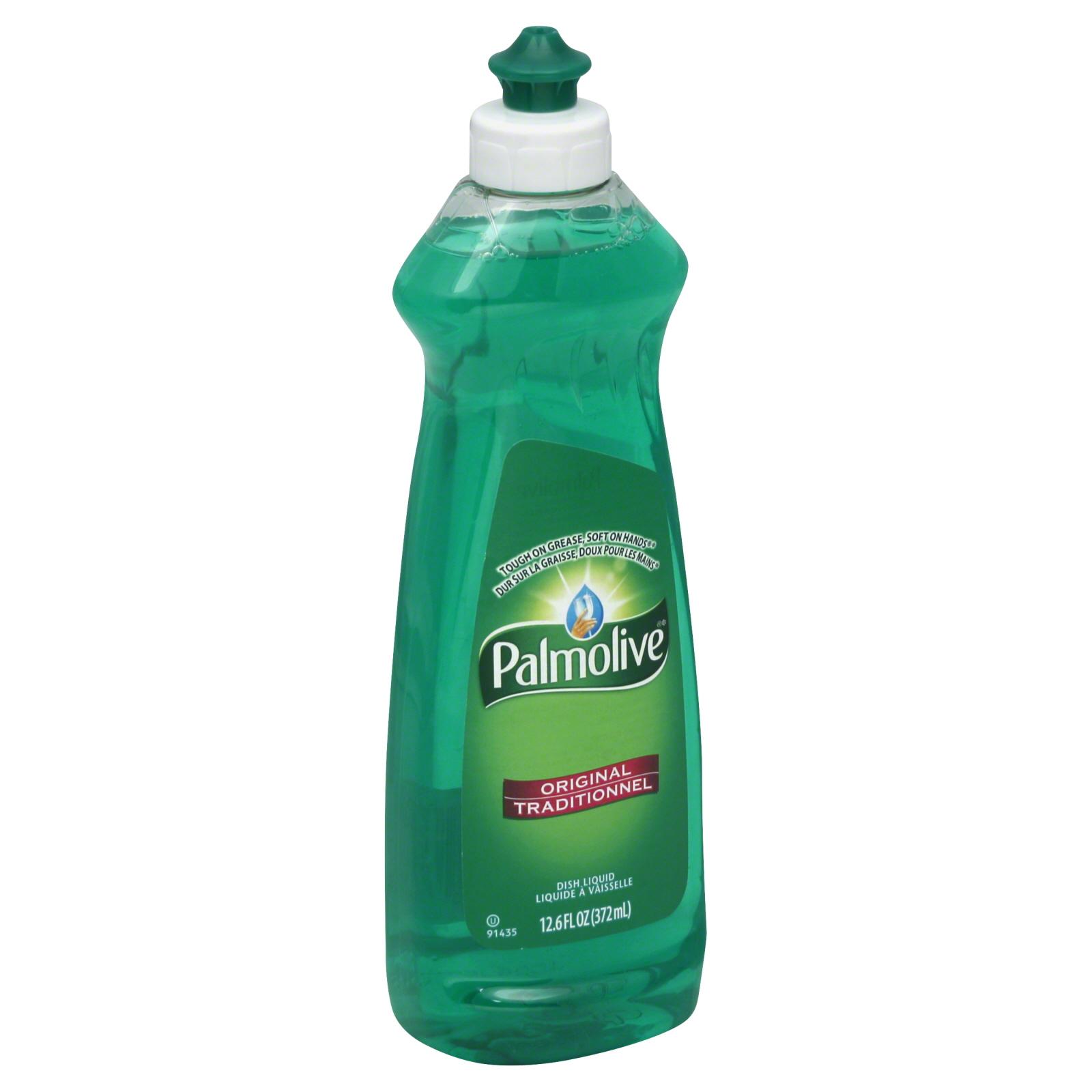 Palmolive Dish Liquid Original 126 Fl Oz 372 Ml
