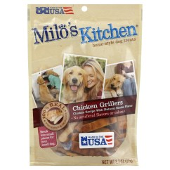 Milos Kitchen Design A Layout Milo S Dog Treats Rawhide Natural Kmart Home Style Chicken Grillers 2 7 Oz