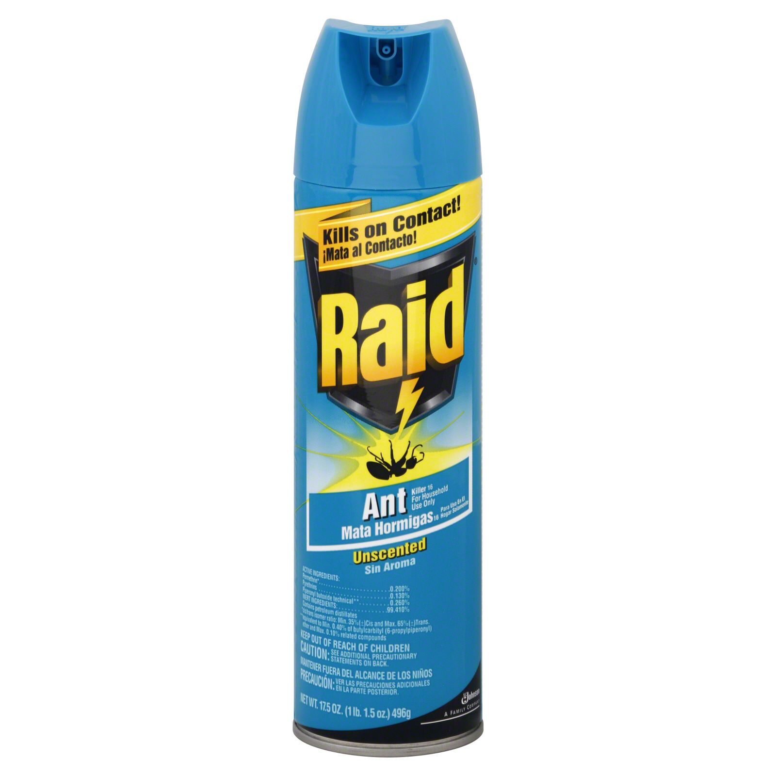 Raid Ant Killer 16 Unscented 175 oz 1 lb 15 oz 496 g