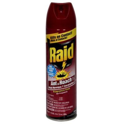 UPC 046500117176 Raid Ant Roach Killer Aerosol