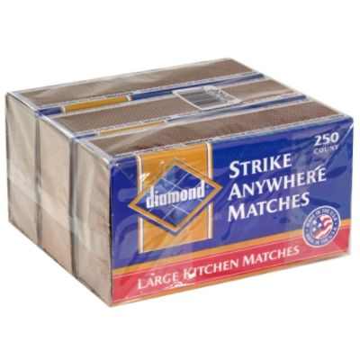 kitchen matches makeover ideas diamond strike anywhere large 3 250 count boxes