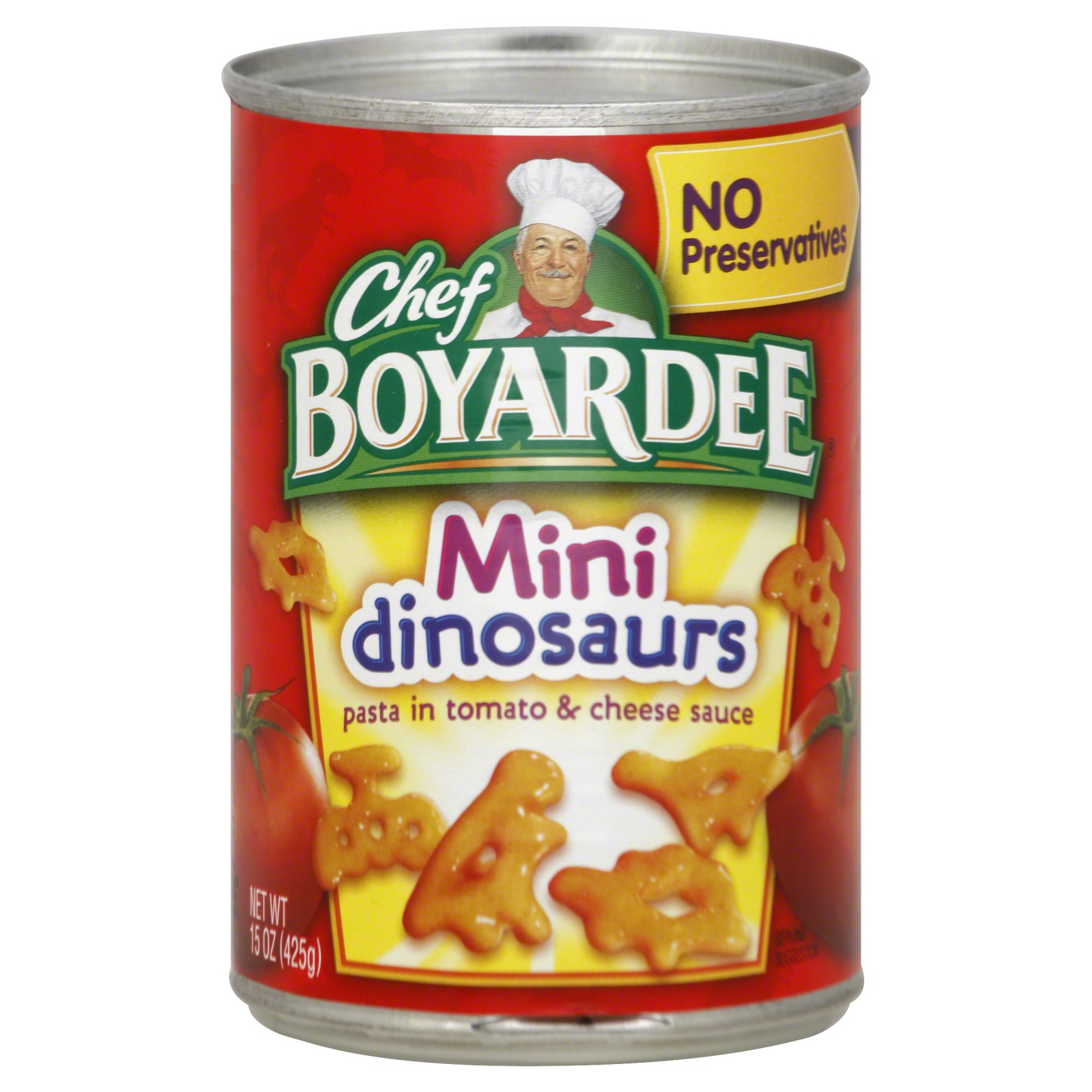Chef Boyardee Mini Dinosaurs 15 oz 425 g Food