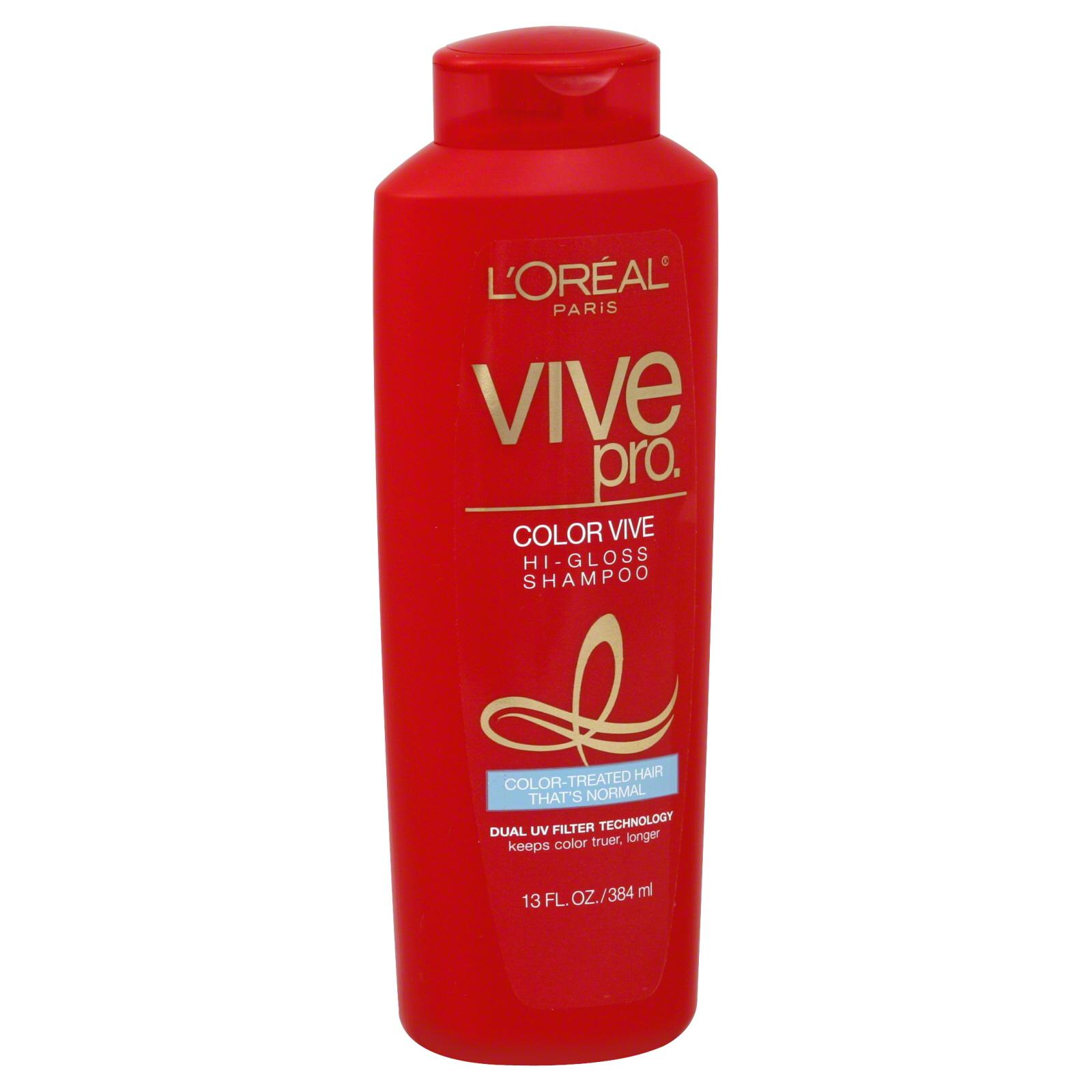 L'Oreal Color Vive Shampoo