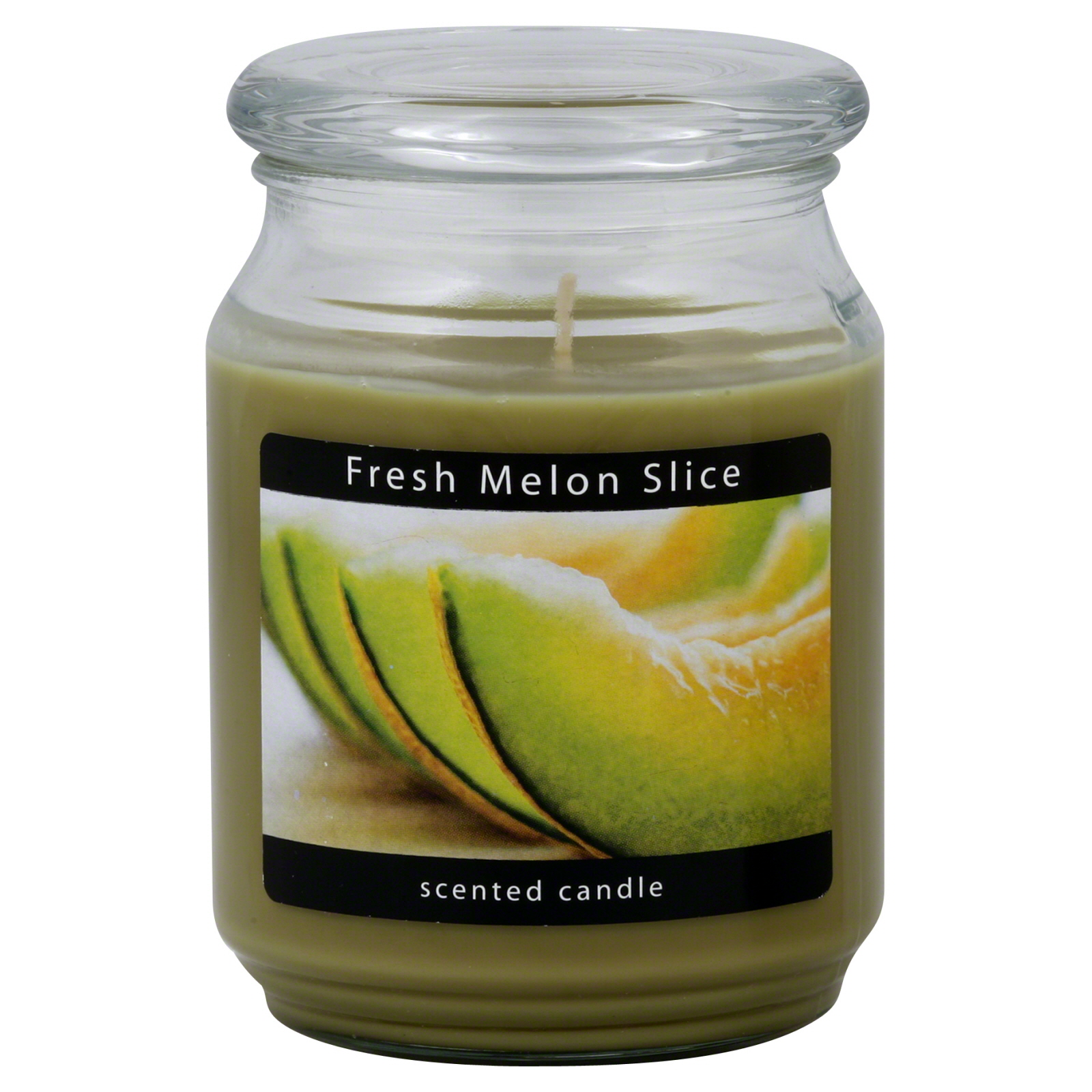 Essential Home Candlelite Candle Scented Fresh Melon