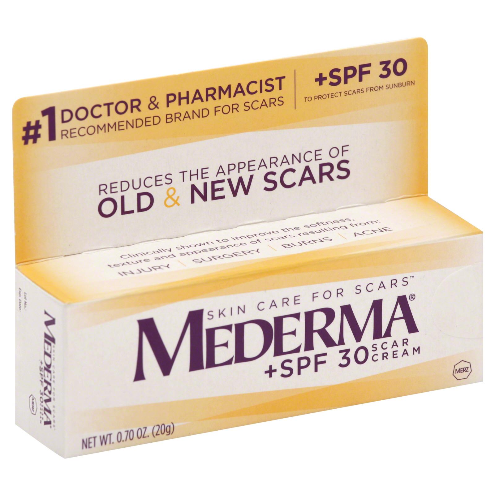 Mederma Skin Care for Scars Cream 0.70 oz (20 g)