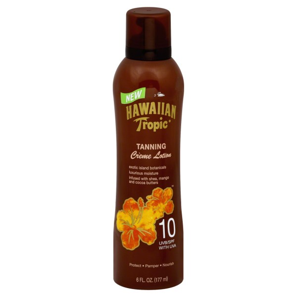Upc 075486087692 - Hawaiian Tropic Tanning Cr Lotion