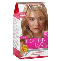 L'Oreal Healthy Look Hair Dye, Creme Gloss Color, Soft ...