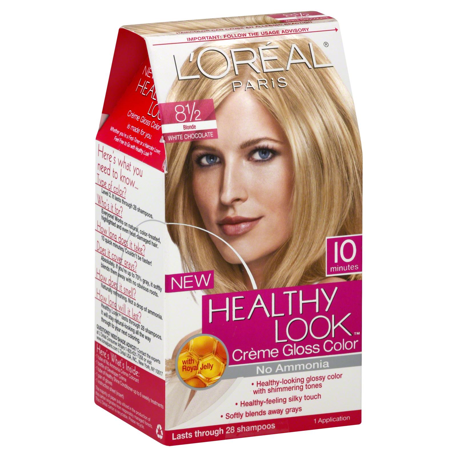 l'oreal healthy creme gloss