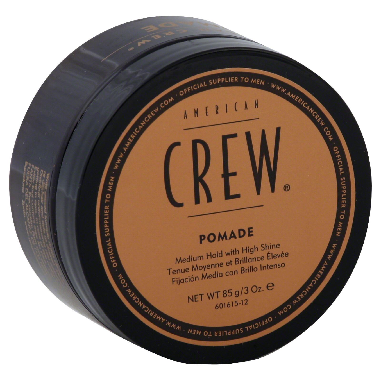 American Crew Pomade Hold & Shine Men - 3 Oz