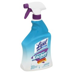 Lysol Antibacterial Kitchen Cleaner Cabinet Outlet Professional Disinfectant