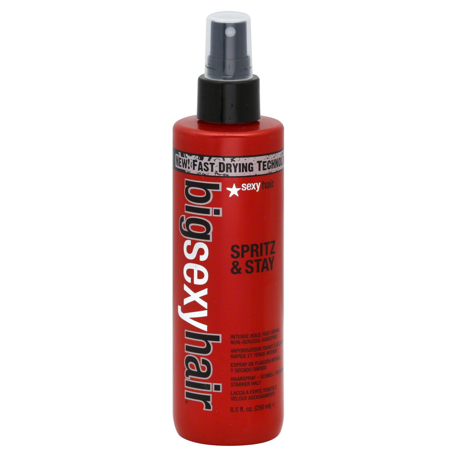 Sexy Hair Big Spritz & Stay Spray Unisex - 8.5