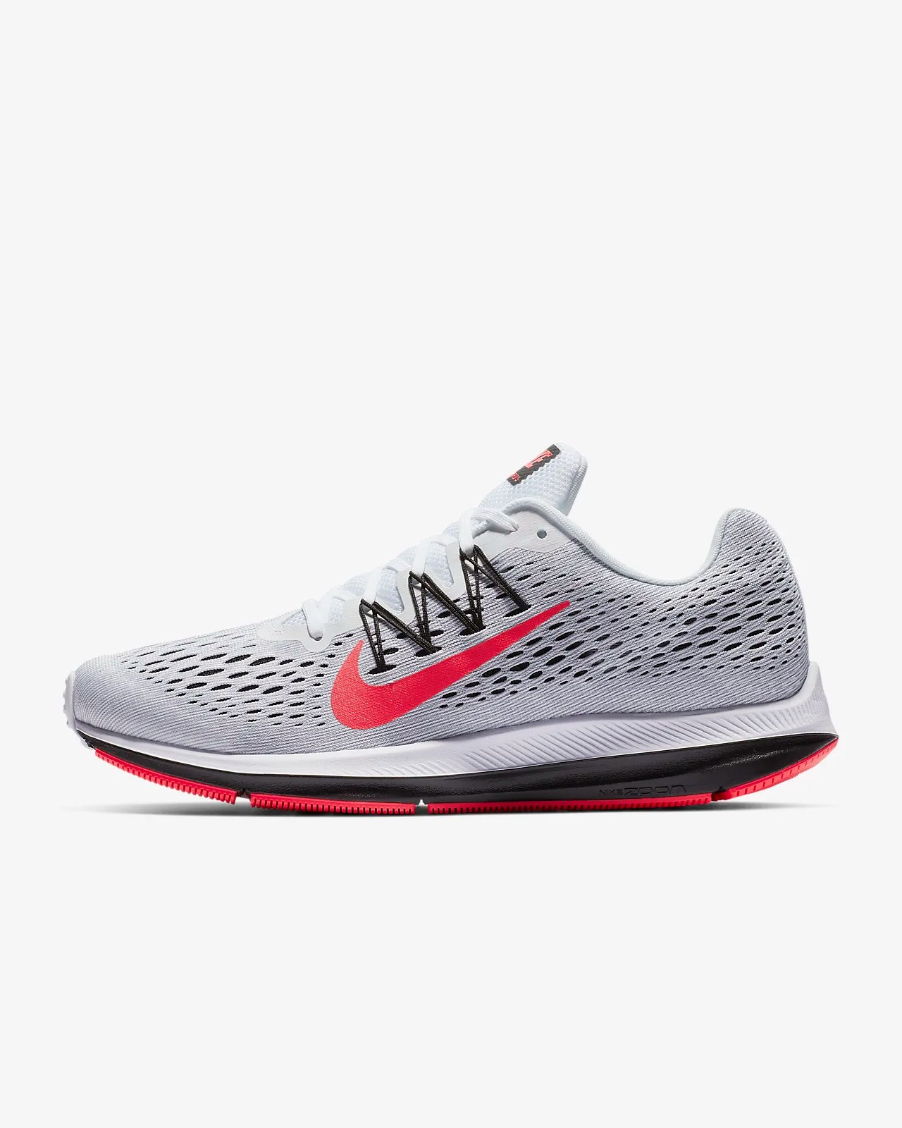 Ruze Shoes: Nike Air Zoom Fearless Fk 2 Womens Gray Athletic Gym Cross Training Shoes 8 |
