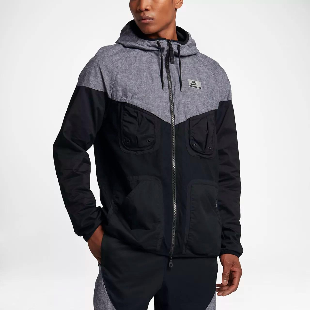 Nike International Windrunner 男款外套. Nike TW