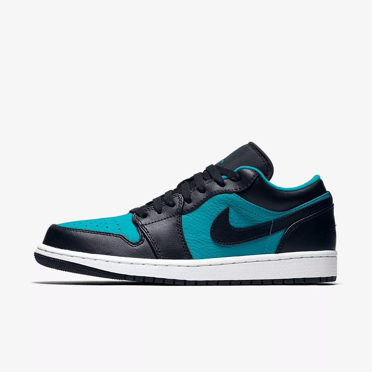 Air Jordan 1 低筒鞋款. Nike TW