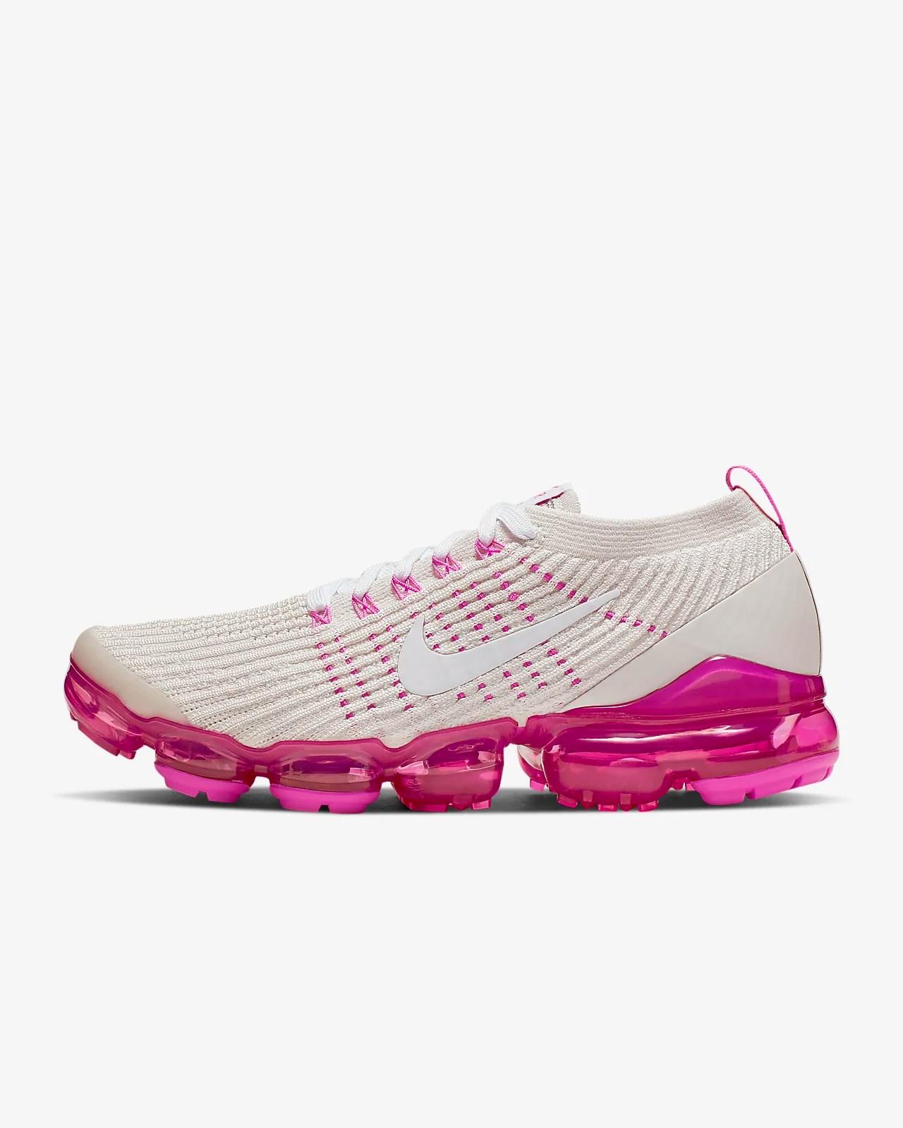 Nike Air VaporMax Flyknit 3 Women's Shoe. Nike.com ID