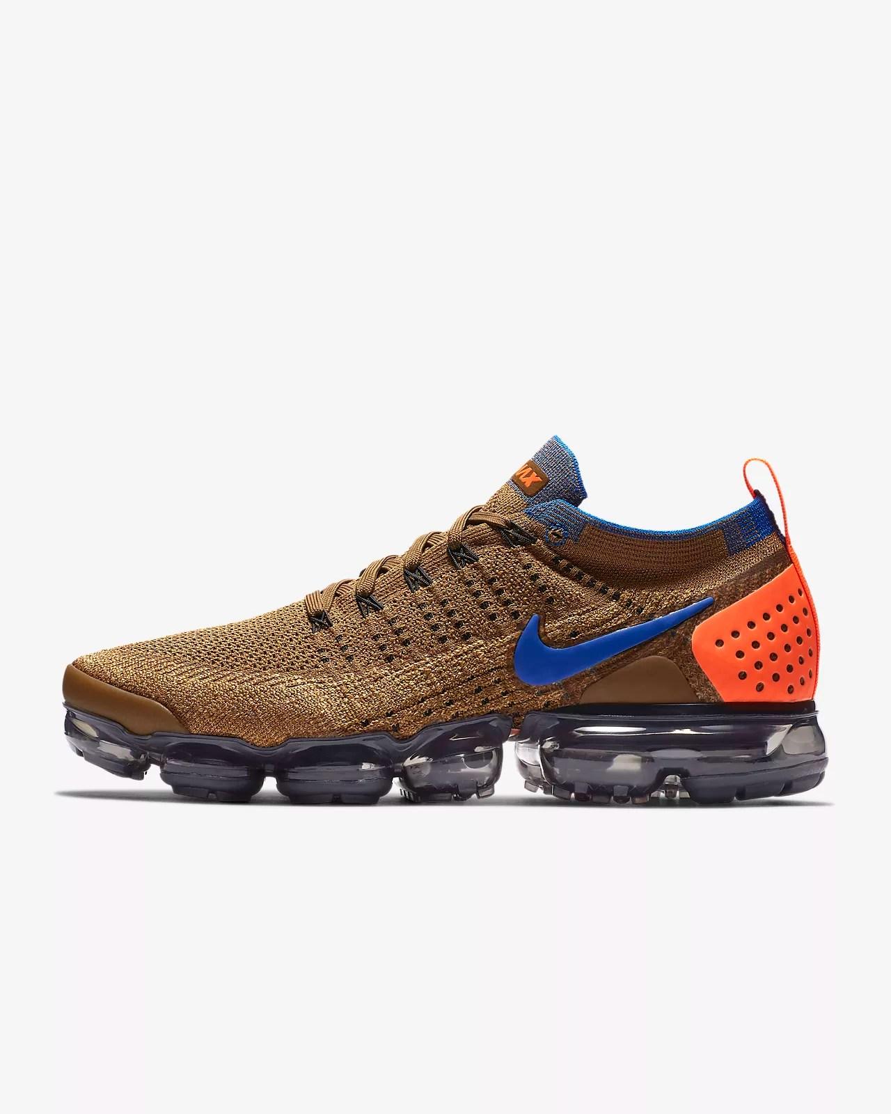 Nike Air VaporMax Flyknit 2 Mens Running Shoe Nikecom IN