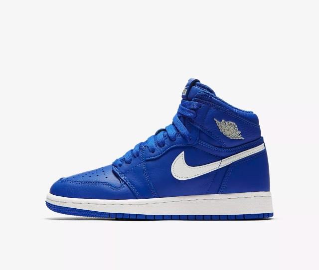 Air Jordan  Retro High Og Older Kids Shoe