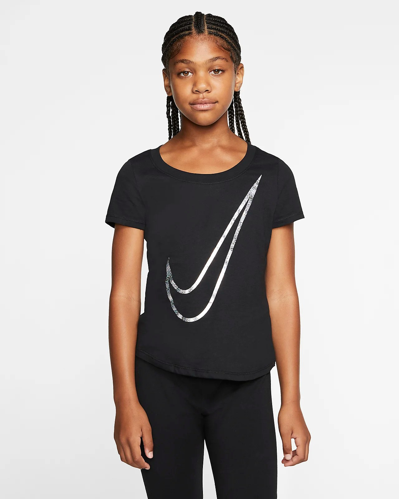 Nike Sportswear 大童 (女童) T 恤. Nike TW