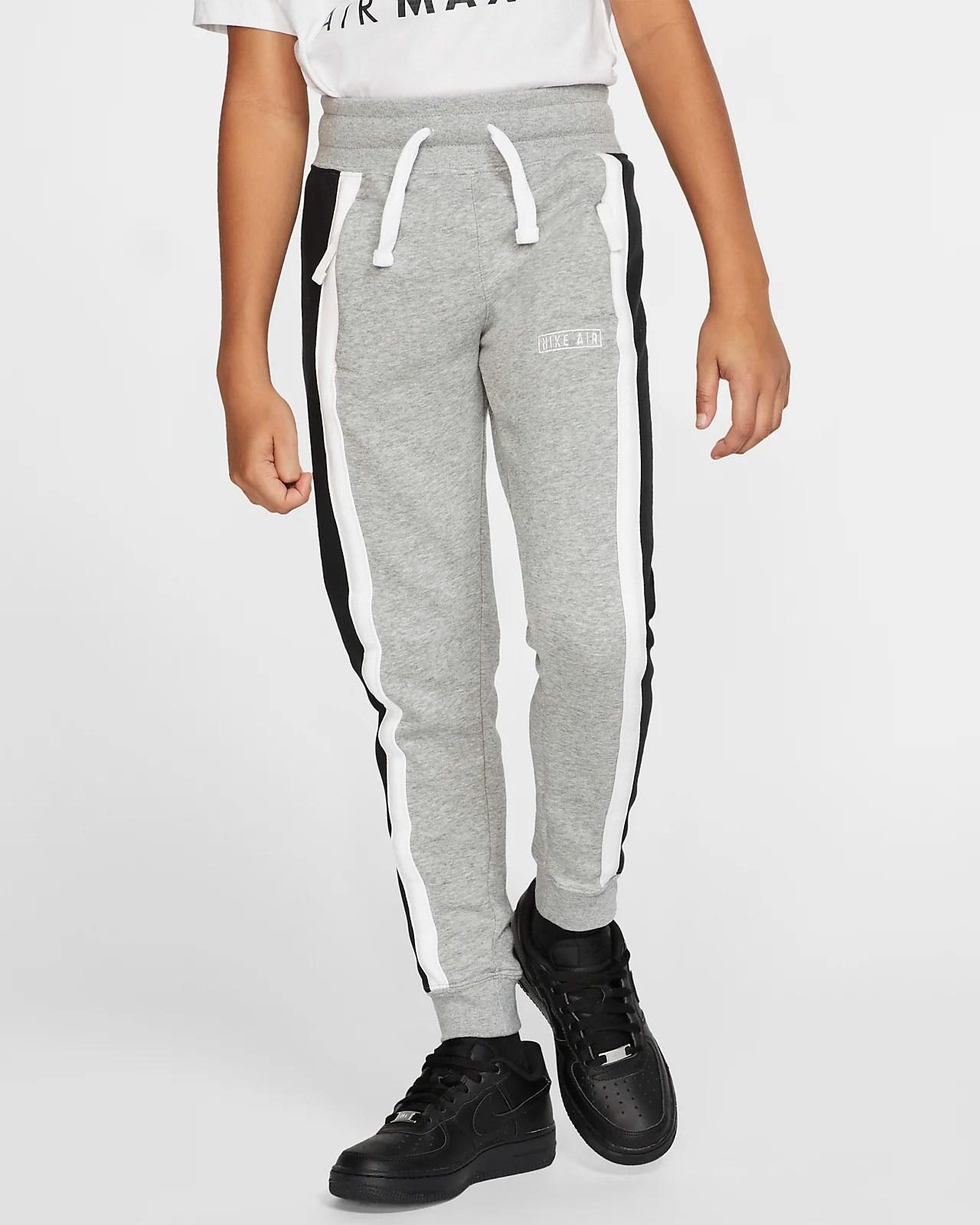 Nike Jogginghose Jungen Schwarz