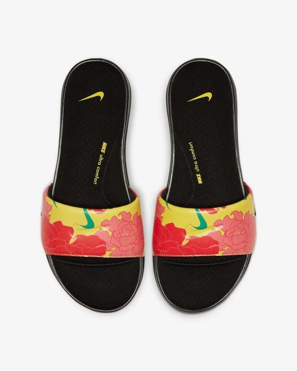 Nike Ultra Comfort 3 Printed Women' Slide. Gb