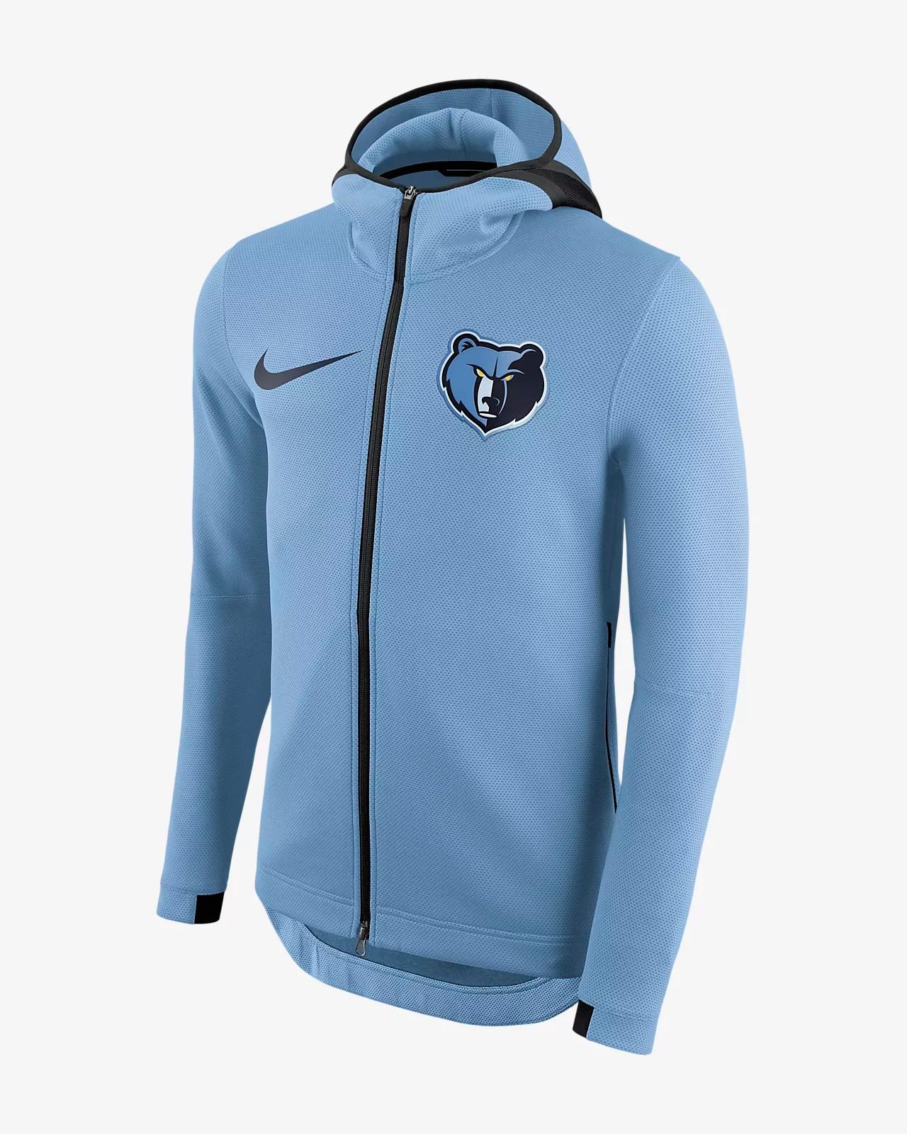 neue hohe Qualität meistverkauft beste Qualität für Nike Pulli Babyblau