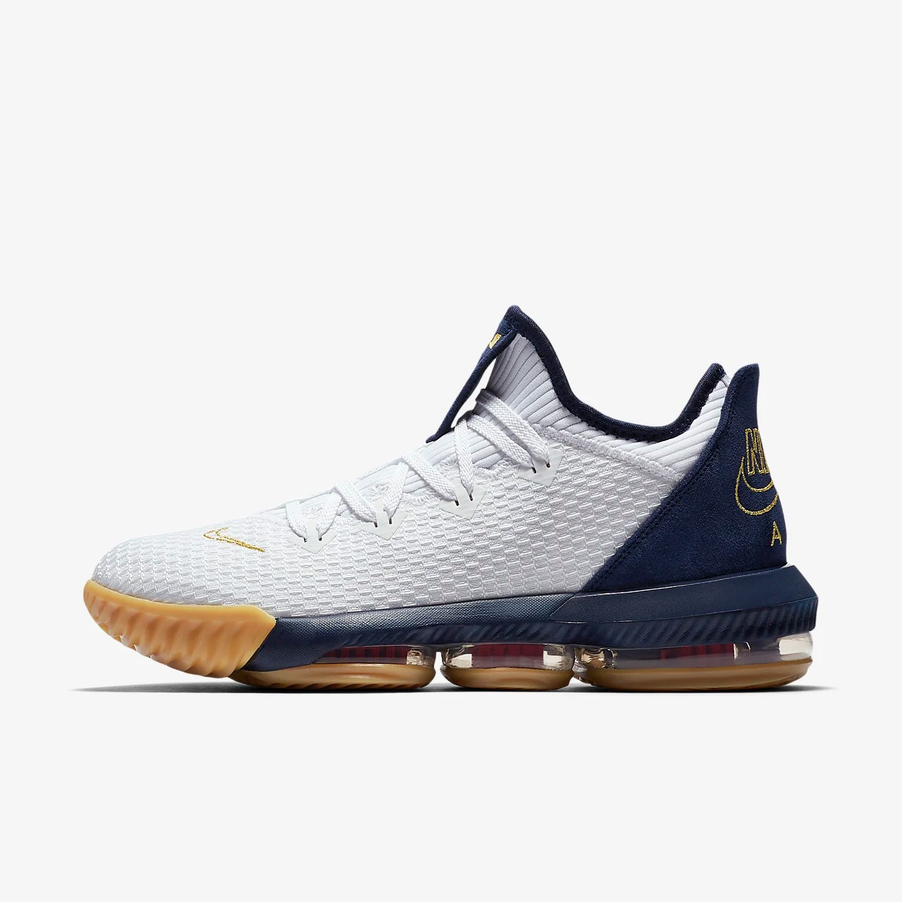 LeBron XVI Low EP 男子籃球鞋-耐克(Nike)中國官網