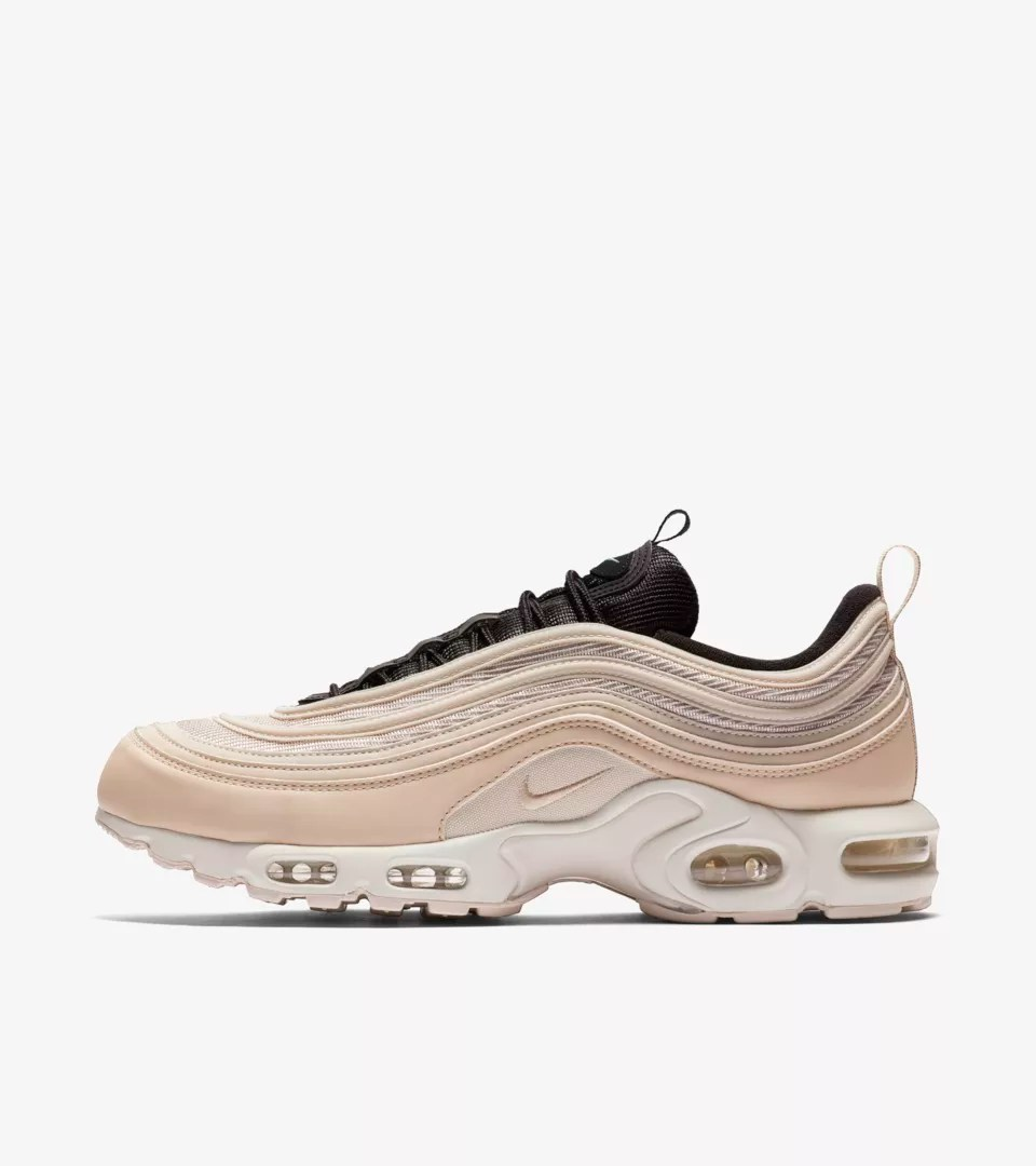 1b63bc27f35a Nike Air Max Plus 97 Light Orewood Brown Release Date Nike