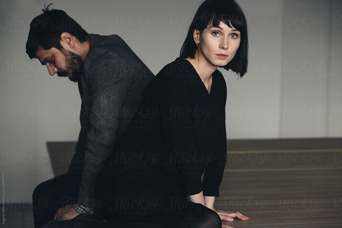Sad Couple By Evgenij Yulkin Couple Divorce Stocksy United