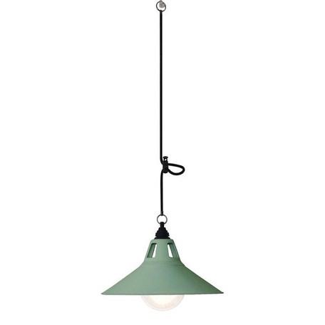 pendant lighting green import