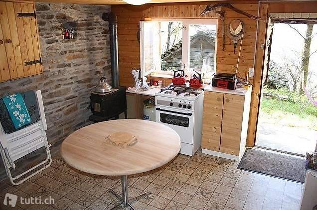 casa con prato  Hausteil mit Wiesland in Ticino acquistare  Beat Geiersberger  tuttich