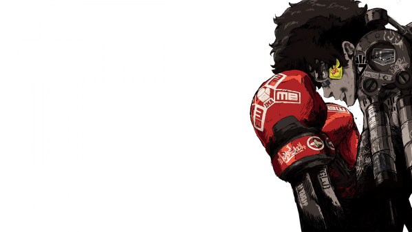 Wallpaper Artwork Digital Art Anime Boys Megalo Box