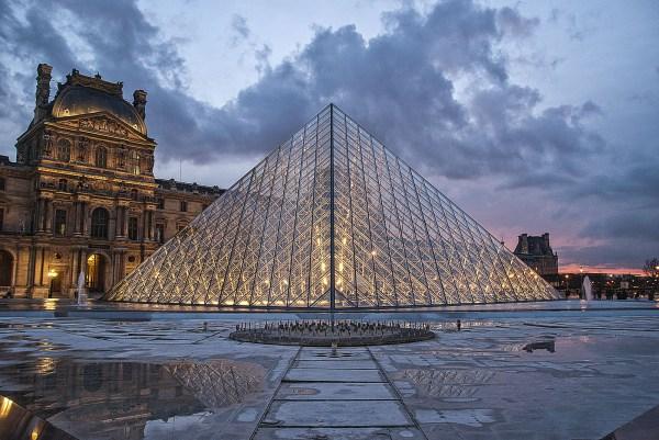 Wallpaper Louvre Europa Franca Paris Nikon D80